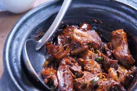 Read meat stew