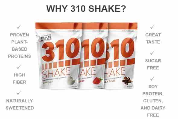 Why 310 shake?
