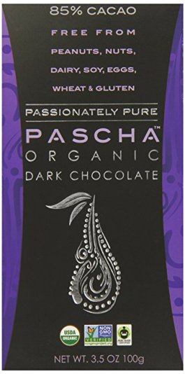 Pascha Organic Dark Chocolate