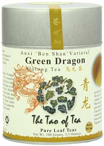 Green Dragon Oolong Tea