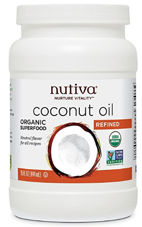 Nutiva Coconut Oil (Refined)