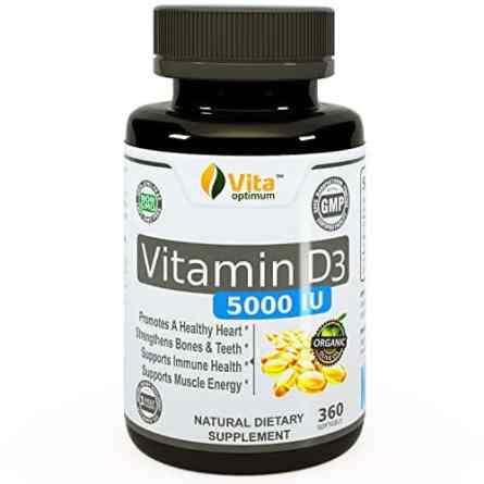 Vita Optimum Vitamin D3
