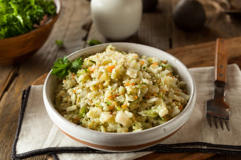 Low Carb Rice Alternatives That Taste Great