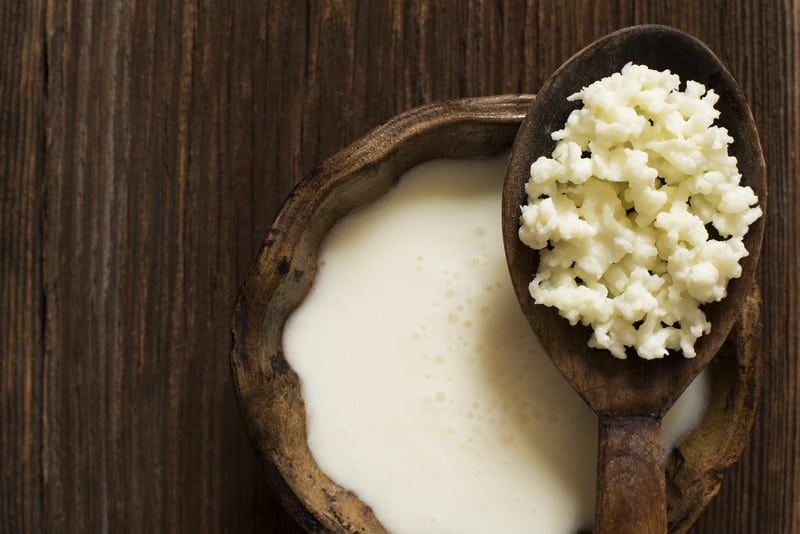 Kefir for Weight Loss