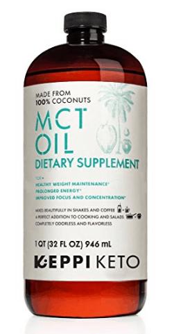 Keppi Keto MCT Oil