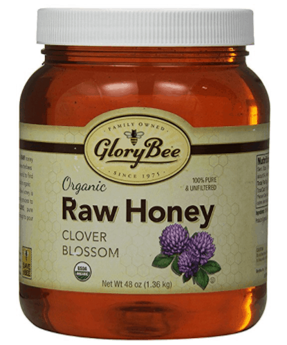 Clover Blossom Honey