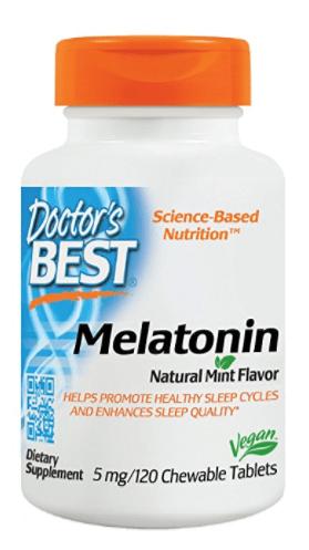 Doctors Best Melatonin