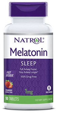 Natrol Melatonin Pills