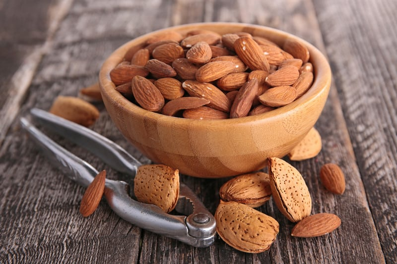 Almonds and health
