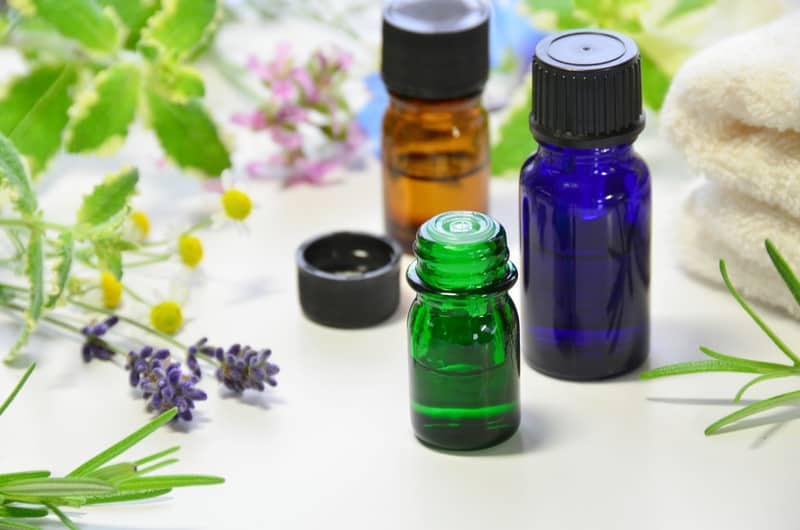 Essential oil collection