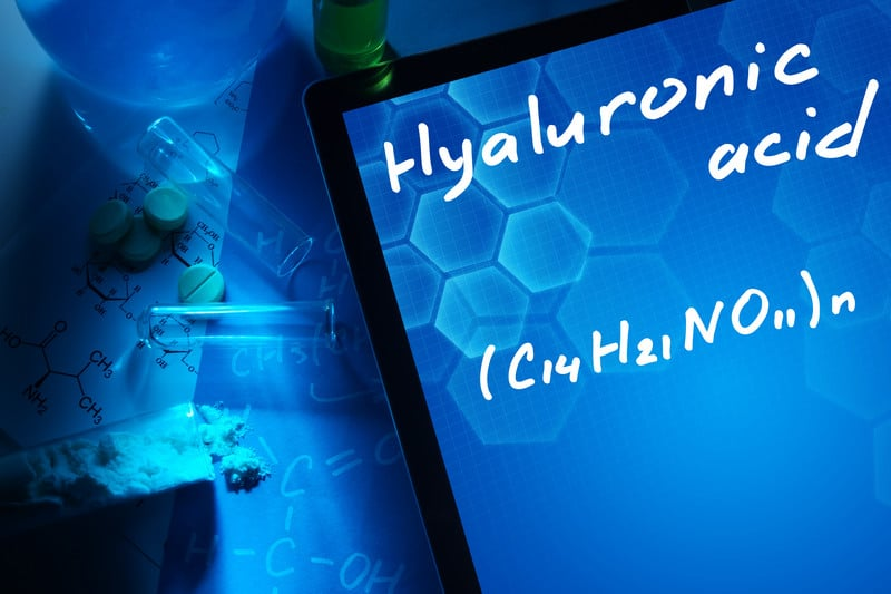 foods high in hyaluronic acid