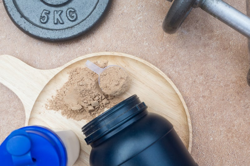 Whey for exercise