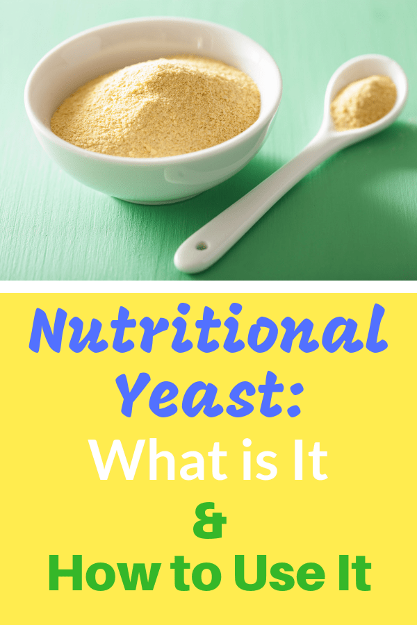 nutritional yeast pin