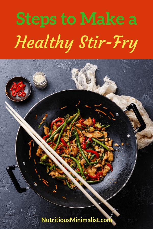 healthy stir fry meals