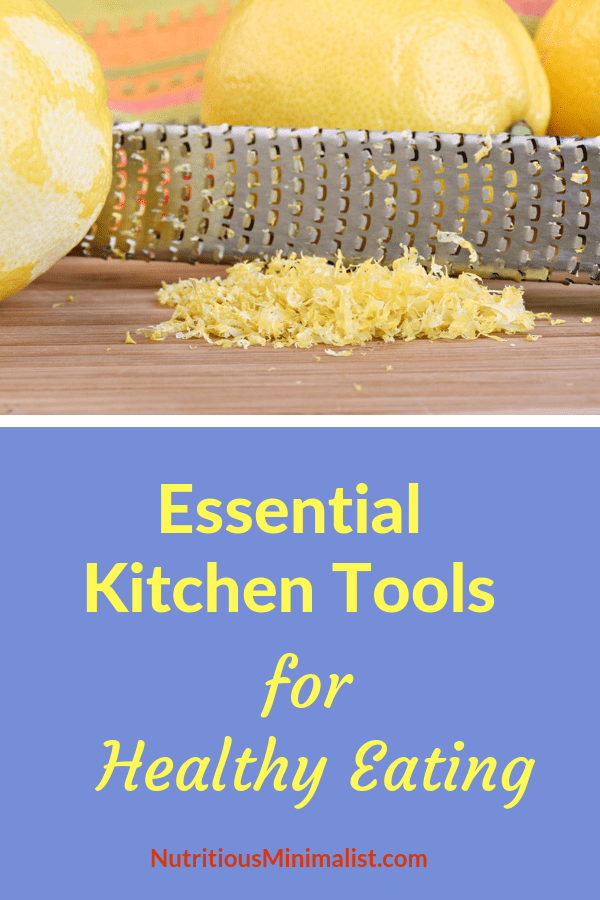 kitchen tools for healthy eating