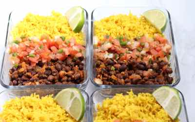 Black Beans and Yellow Rice Recipe