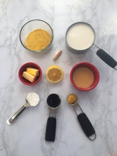 tahini sauce ingredients