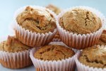 almond flour cinnamon muffins