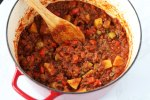 ground beef picadillo