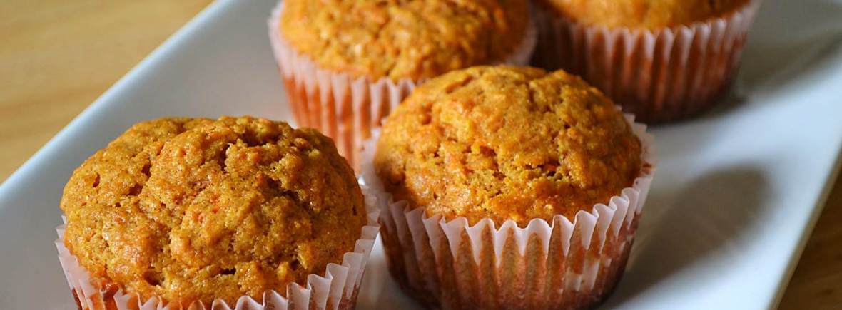 muffins de zanahoria salados vegetarianos veganos casero facil nutricionista stefanie Heguy montevideo uruguay