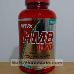 HMB 1000 mg Venezuela Met-rx