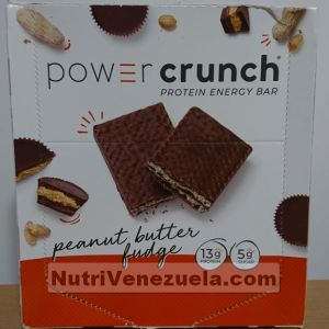 Power Crunch Barras De Proteina Venezuela.