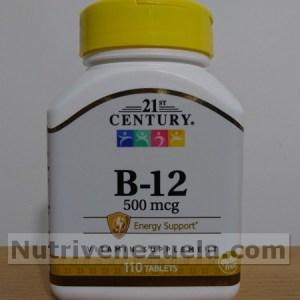 Vitamina B-12 Venezuela