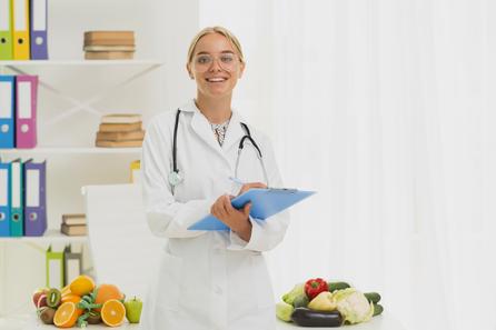 ¿Por qué es bueno ir a un nutricionista?