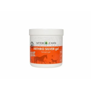 Vetercann Arthro Silver konopný gel 250 ml