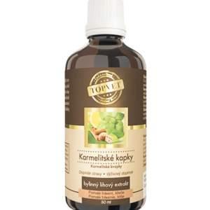Karmelitské kvapky – tinktúra 50 ml