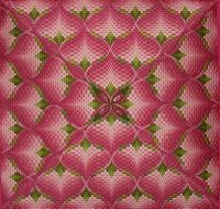 The Best Four-way Bargello Ever!