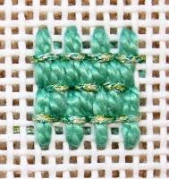 Paris – A Lovely Needlepoint Stitch