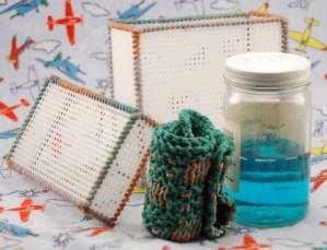 Thrifty Stitcher – Free Plastic Canvas Pattern