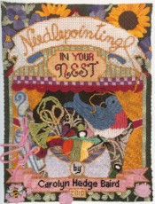 Needlepointing in Your Nest – Book Review