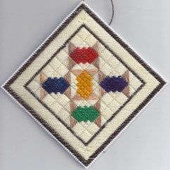 Needlepoint Stitches Stitch Diagrams Wiring Diagram House Lights Spoolies Plastic Canvas Quilt Ornament