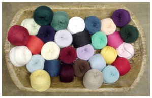 Merino Silk from & More – Thread Review