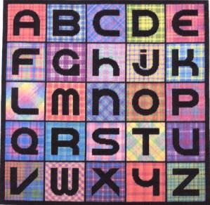 Letter Perfect Plaids – Project Review