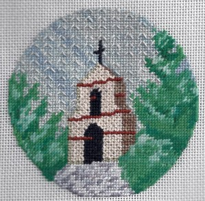 How to Hide Unintended Diagonal Lines – Needlepoint Problem