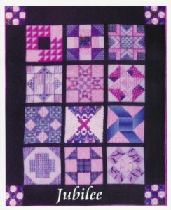 Jubilee Sampler Quilt Free Project Series