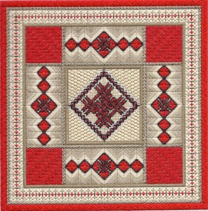 Lovely Projects Honor a Great Stitcher
