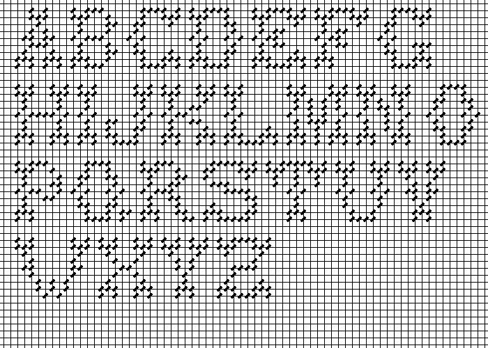 Three French Alphabets Free Vintage Charts Needlepoint