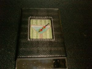 Needlepoint Business Card Case Product Review
