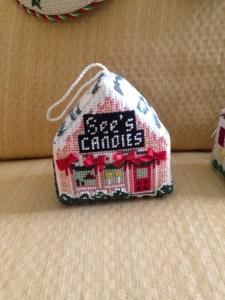 Ornamental Eye Candy from Texas
