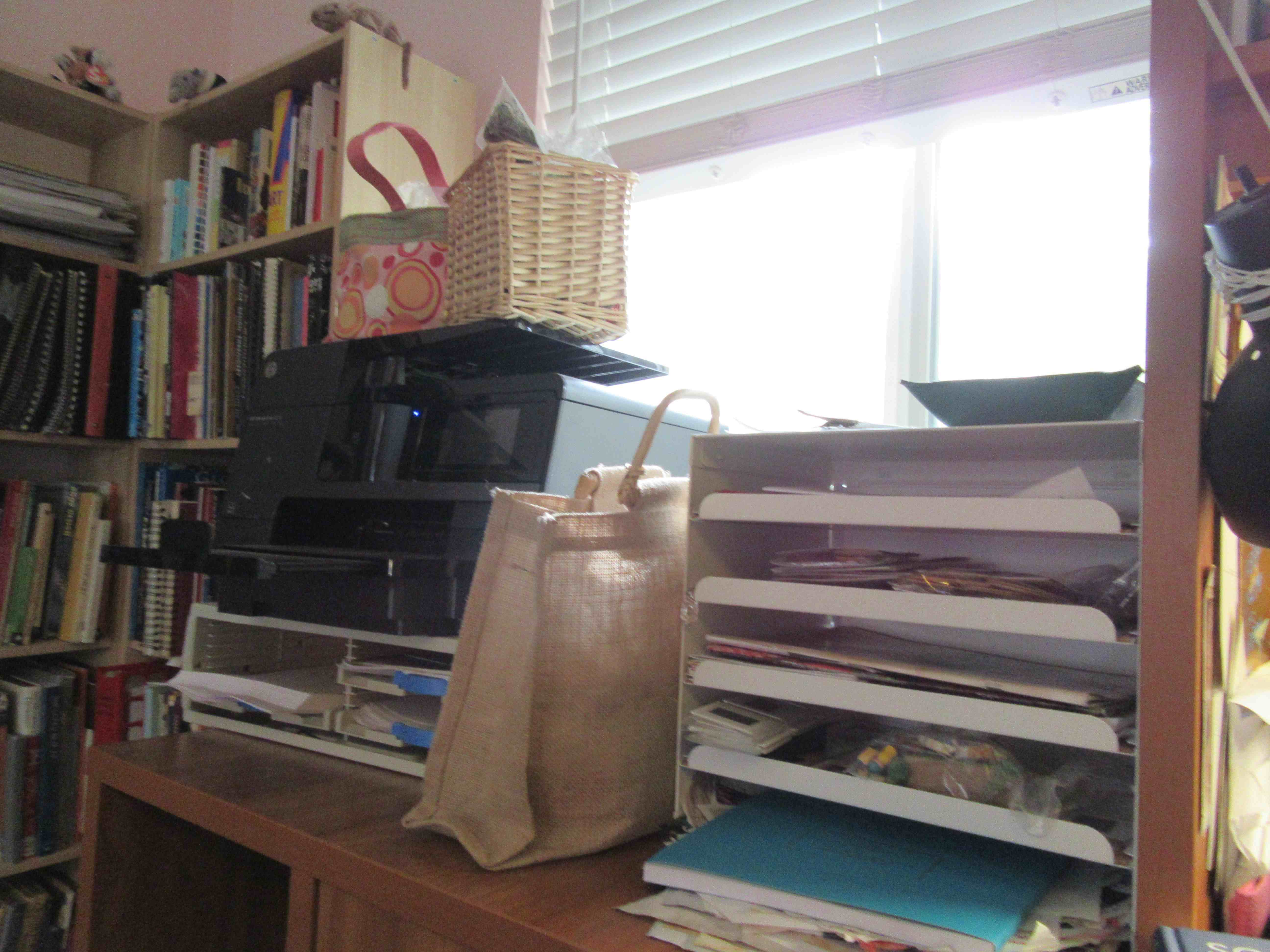 The Great Reorganization