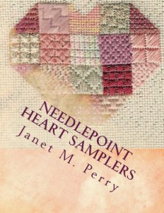 NEEDLEPOINT HEART SAMPLERS COVER