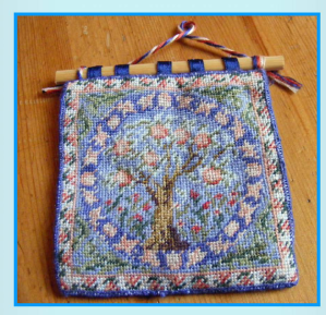 Miniature Needlepoint Challenge Results