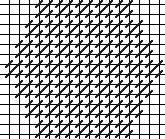 hexipuff mosaic chart