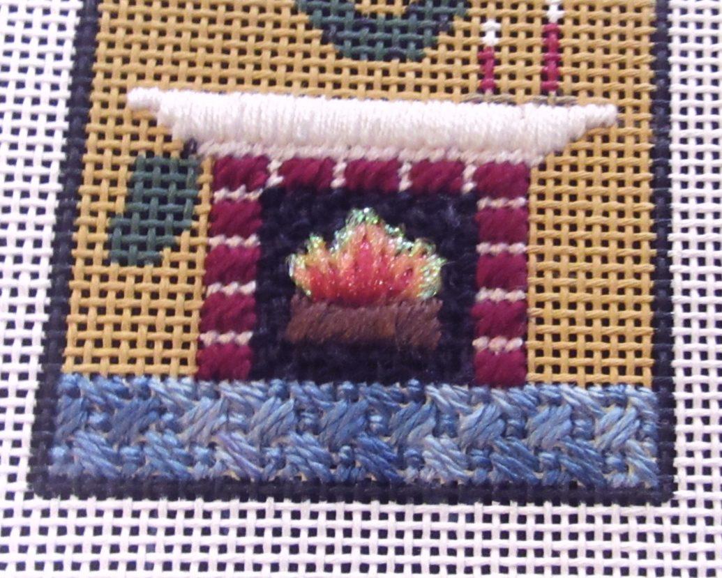 Stitching a Needlepoint Carpet  Nuts about Needlepoint