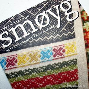 Norwegian Pattern Darning – A Look Inside