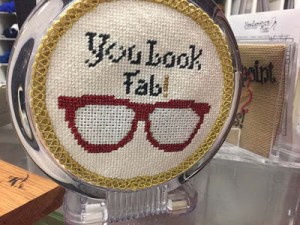 needlepoint this sign